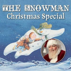 the snowman christmas special