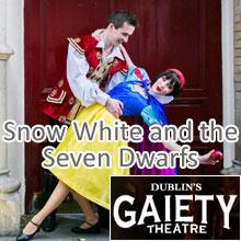 snow white at the gaeity