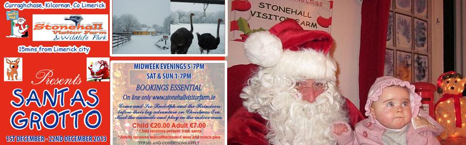 stonehall farm christmas