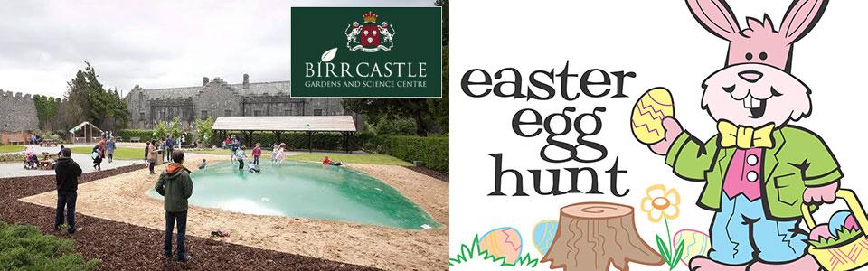 Easter Egg Hunt Birr Castle Offaly