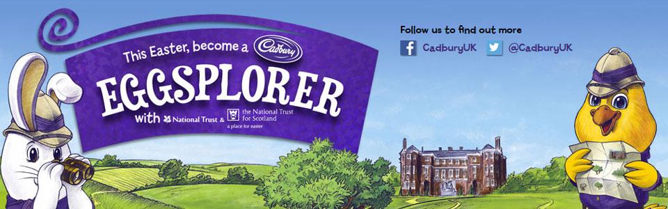 cadbury eggsplorer