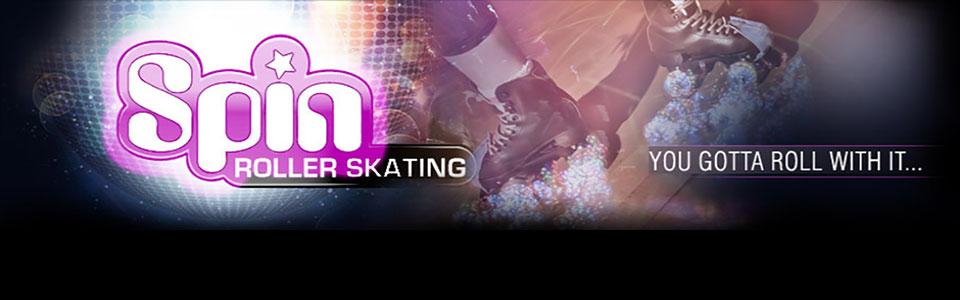 spin roller skating