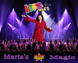 Marta's Magic Kids Show