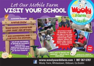 wooly farm dublin school tours