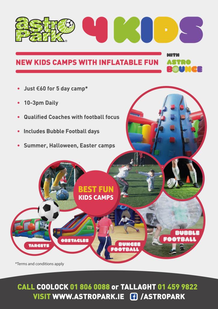 astropark easter & summer camps