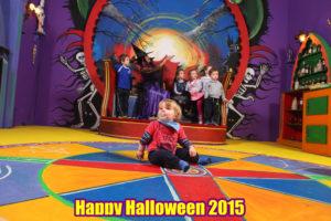 happy halloween exp