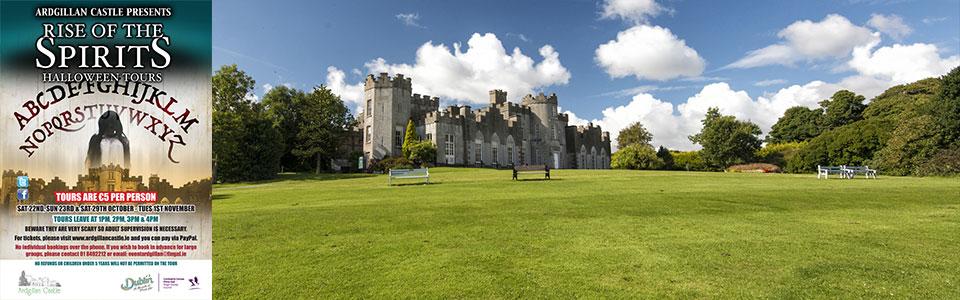 Halloween-Tours-Ardgillan-Castle-Dublin