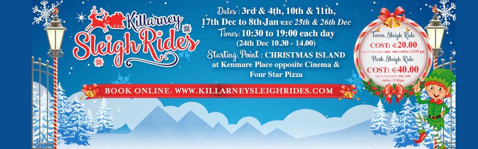 Killarney Sleigh Rides Kerry