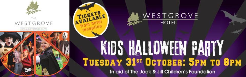 Halloween Party at Westgrove Hotel Kildare