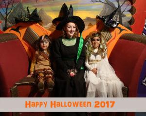 Halloween-experience