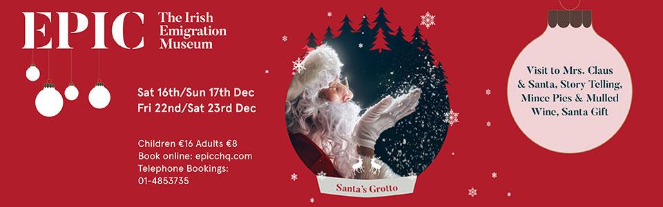 EPIC Santa Experience Dublin